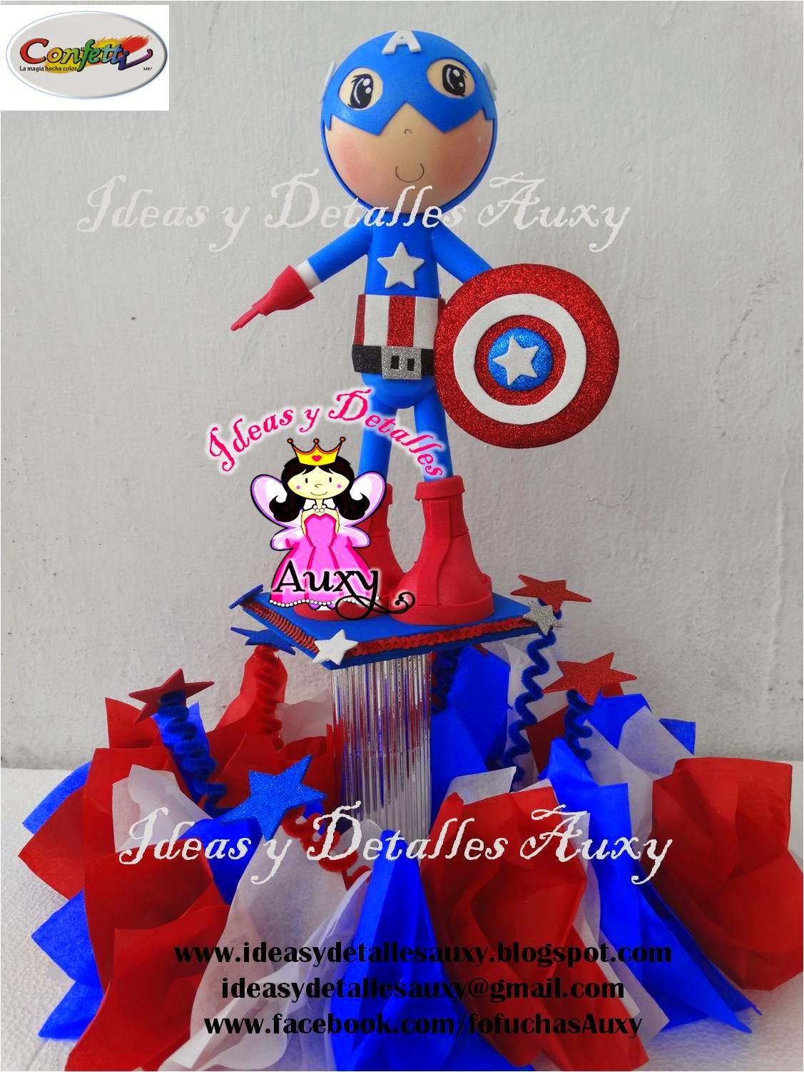 Centros De Mesas De Superheroes Capitan America Flash | apexwallpapers