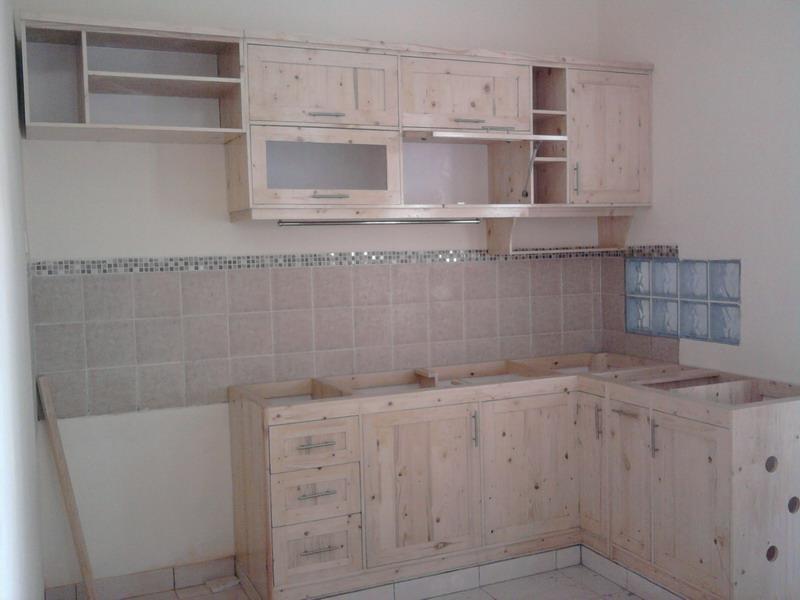 Hita karya furniture for Kitchen set jati minimalis