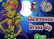 Freaky Fusion Clawvenus
