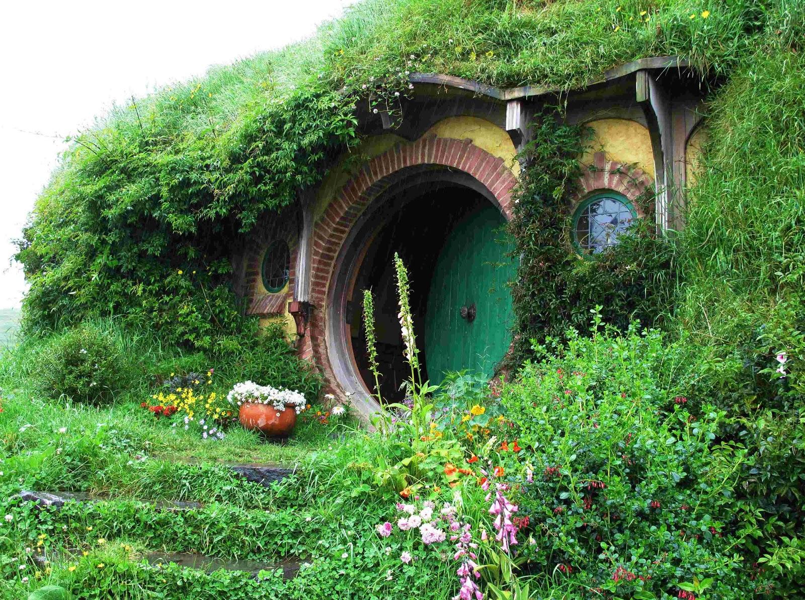 Lord Of The Rings Hobbit House Door Interesting The Hobbit