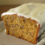 Carrot cake / Gâteau à la carotte (voir la recette)