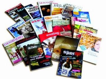 использование журнальной бумаги