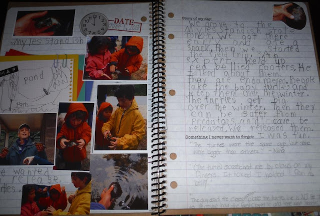 Exploring Creation Field Trip Journal