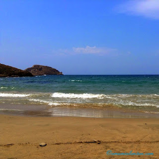 Komito Beach Syros, A Mum in London