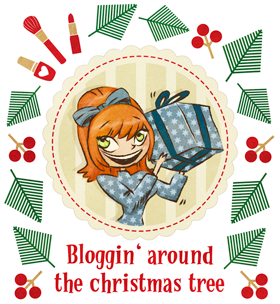Bloggin' Around The Christmas Tree Kalender