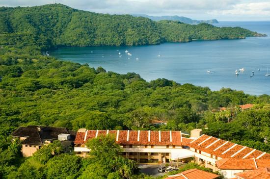 Villas Sol Hotel Costa Rica Map