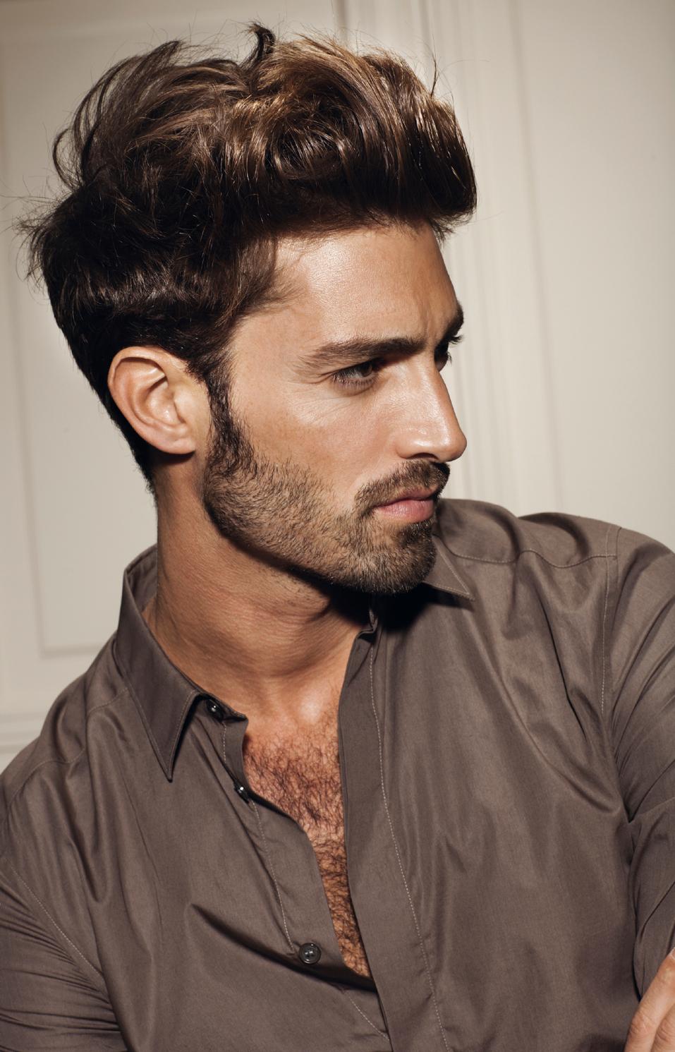Cesar acu a beauty culture cabellos hombres oto o invierno - Meche caramel homme ...