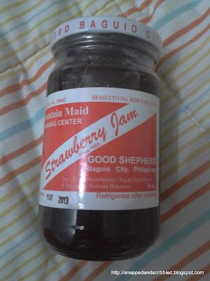 Strawberry Jam from Heaven