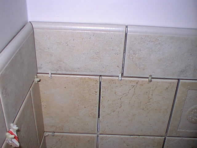 Bullnose Tiles Are Quite Traditional So If You Looking For Something Sleeker And More Contemporary Can Use A Schluter Edge Which Is Long Strip Of