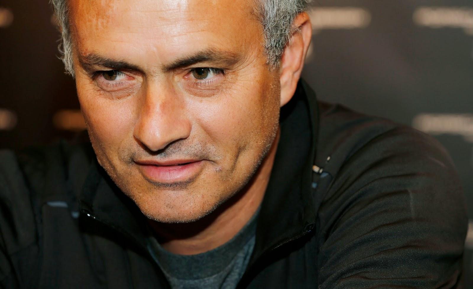 Uefa Champions League Gamedayplus Jos 233 Mourinho