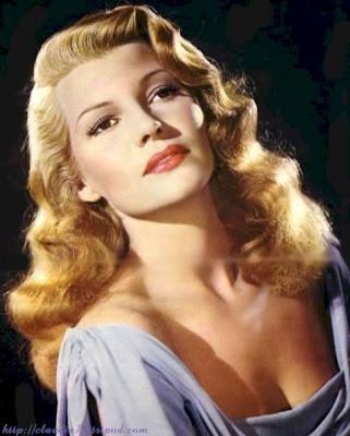Rita Hayworth celebridades del cine