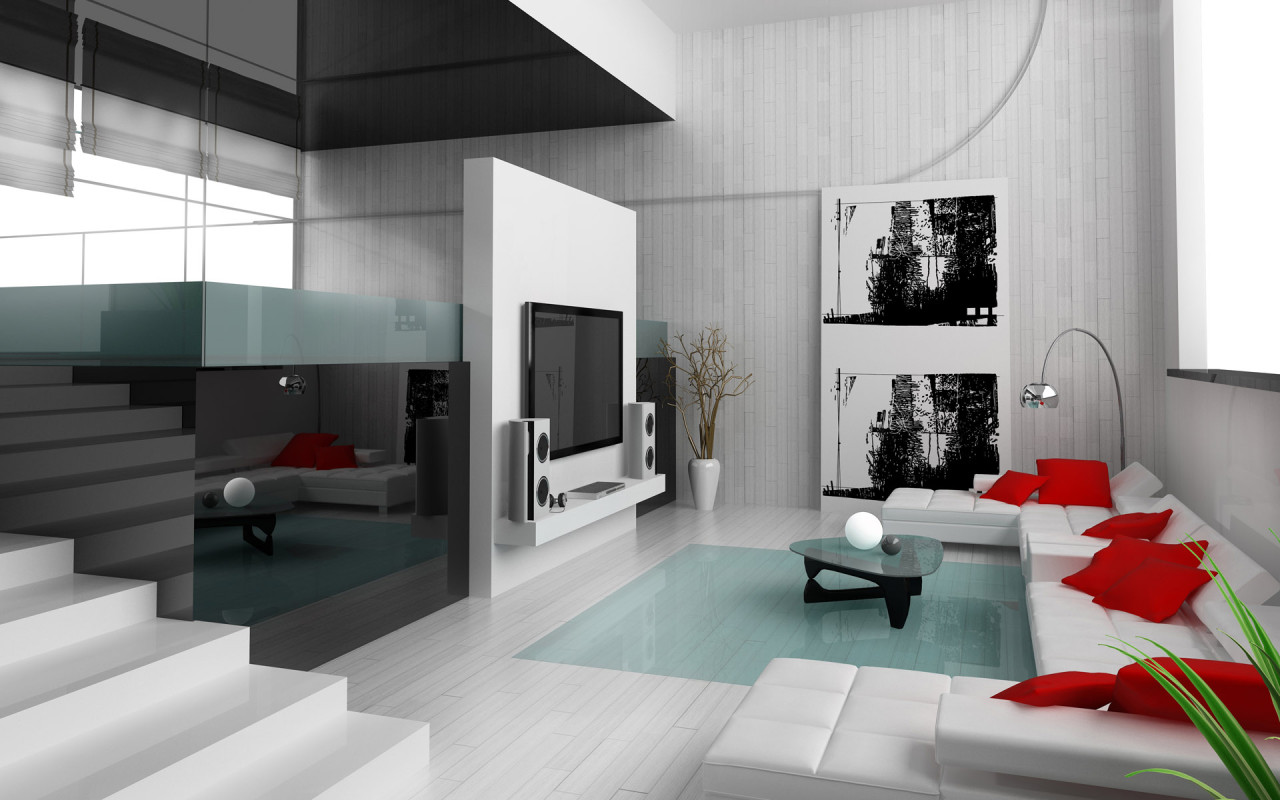Modern Living Room Design Ideas - azee
