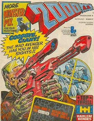 2000 AD #9, Harlem Heroes