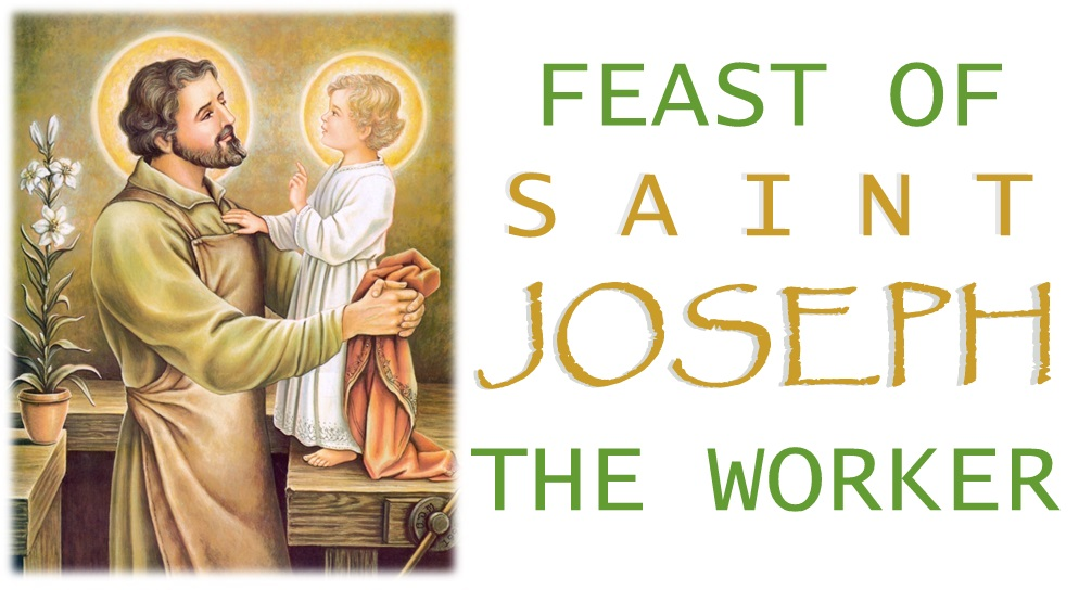 AD TE BEATE IOSEPH ☩ TO THEE O BLESSED JOSEPH ☩: April 2013