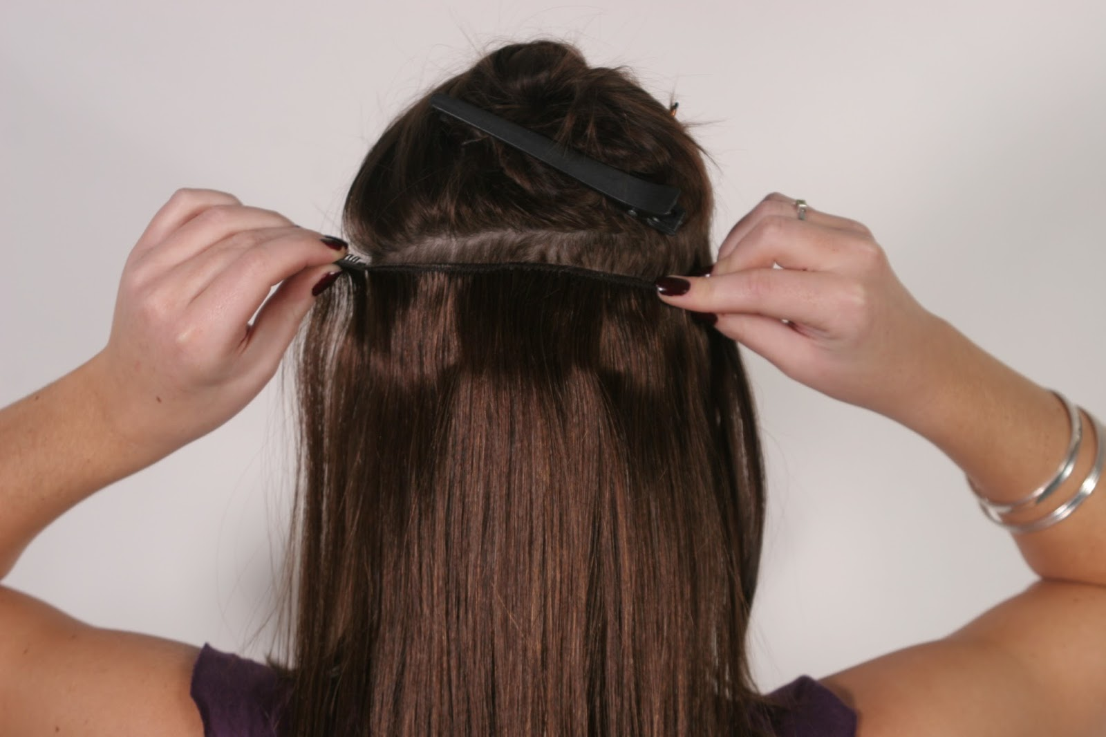 Five popular types of hair extension application suite cold fusion bonds the extensions to the hair similar to the way heat fusion pmusecretfo Choice Image