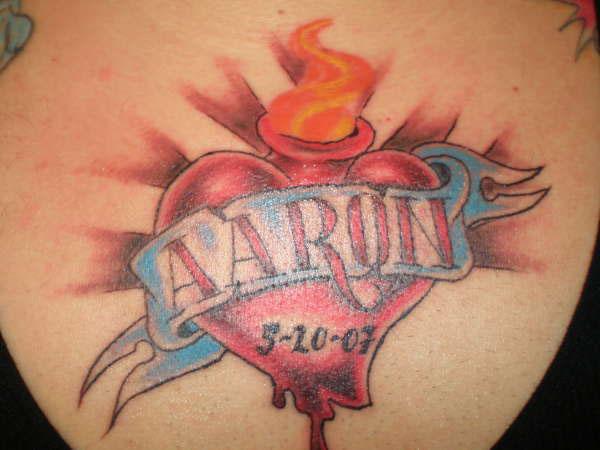 Tattoos Of Names