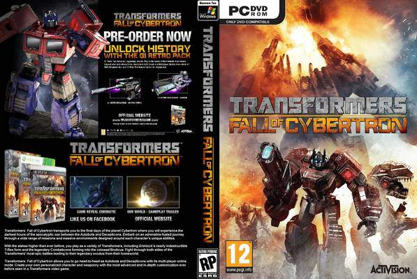 Download De Jogos Download Transformers Fall Of