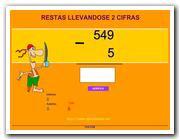 RESTAS LLEVANDO (para 2º)
