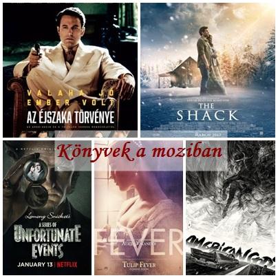 Könyvek a moziban