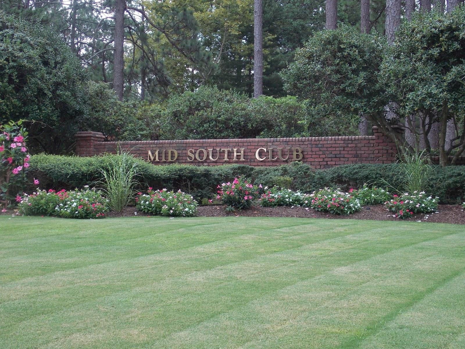 Mid South Club Entrance
