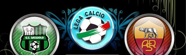 Sassuolo Vs AS Roma
