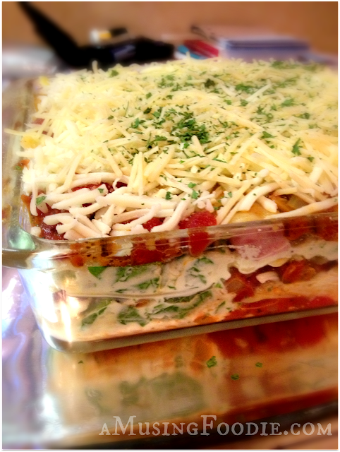 lasagna, how to make lasagna, dinner recipes