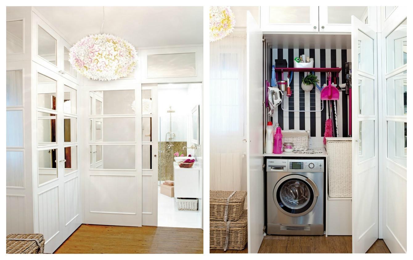 100 tonos de verde un exclusivo apartamento femenino for Unir cocina y salon