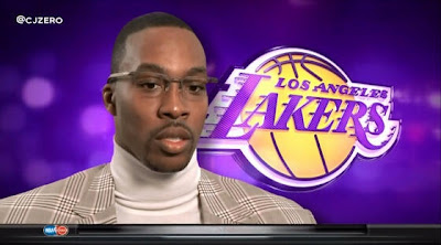 Dwight Howard glasses