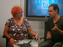 2012. INTERVIEW·ENTREVISTA A JORDI BOFILL. TV COSTA BRAVA. GIRONA. SPAIN.