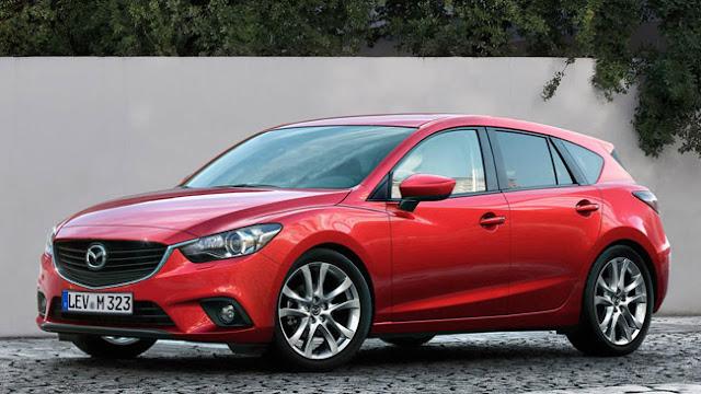 Mazda 3 Car New Show 2012
