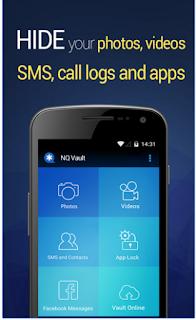 vault-hide sms & videos app