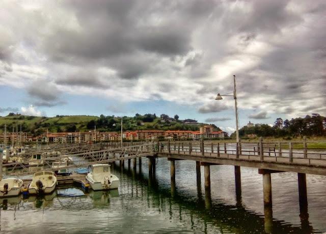 Puerto de Zumaia
