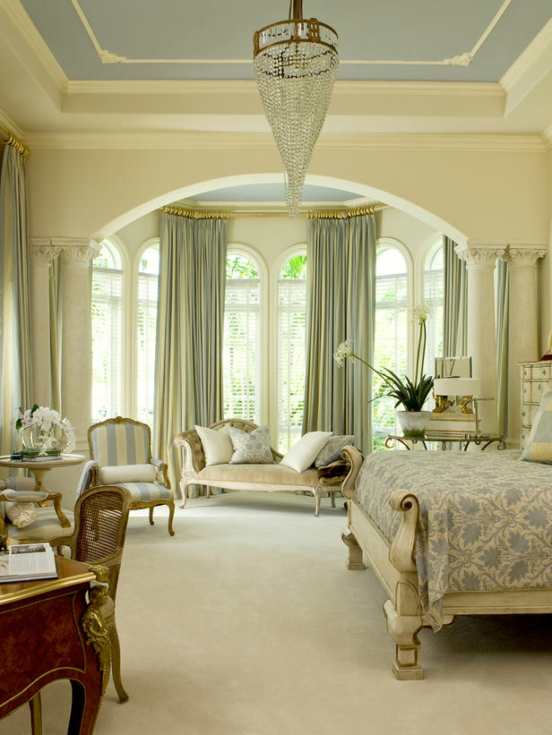HGTV Bedroom Window Treatments