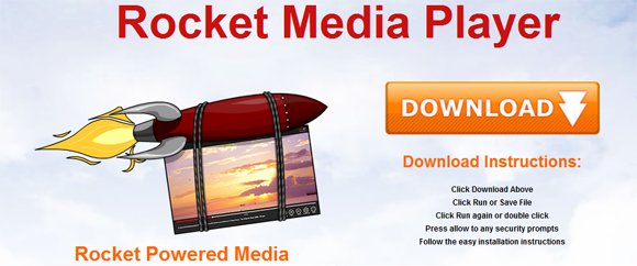 Rocket Media Player (Virus)