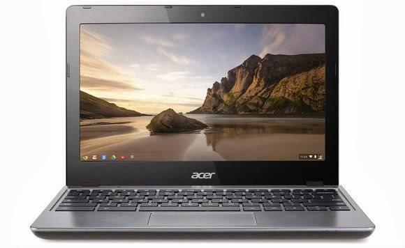 Chromebook - 580x356