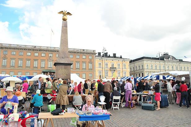 Destino Helsinki: visitamos la capital de Finlandia en busca de la Aurora Borealis