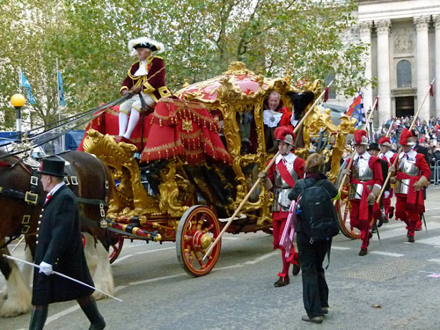 Lord Mayor's Show, State Coach