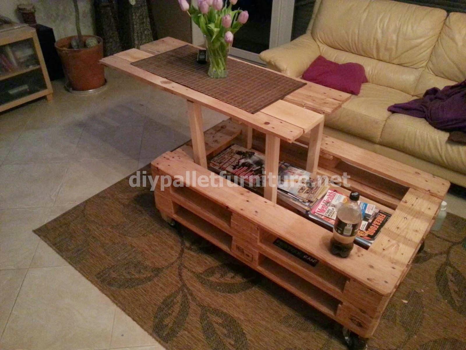 Top Tavolino Bancale. Come I Pallet Foto With Tavolino Bancale  LV24