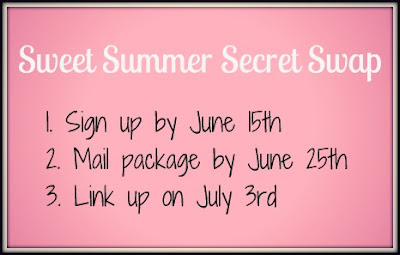 Sweet Summer Secret Swap