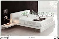 Tempat Tidur Modern Minimalis United