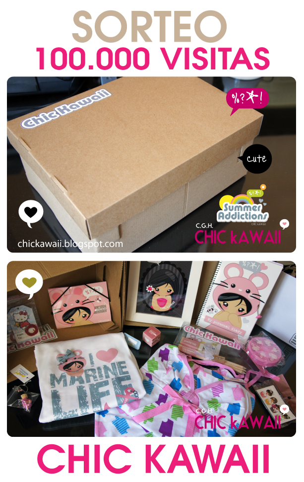 Sorteo Chic Kawaii