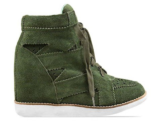 Jeffrey Campbell Venice Hi in Forest Green Suede