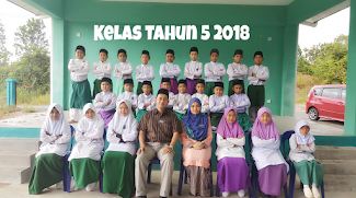 KELAS TAHUN 5