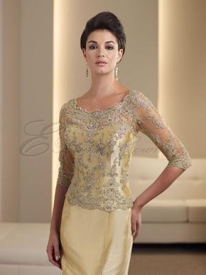 vestidos mãe de noiva