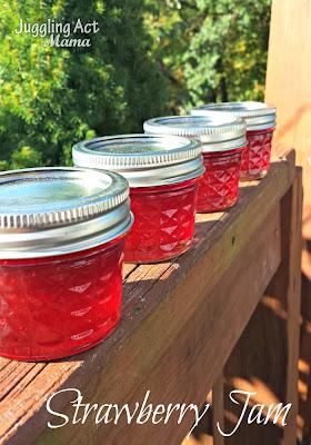 Strawberry Lime Jam   www.momstestkitchen.com