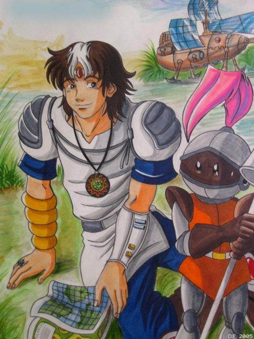 Jayce and the wheeled Warriors por Yamatoking