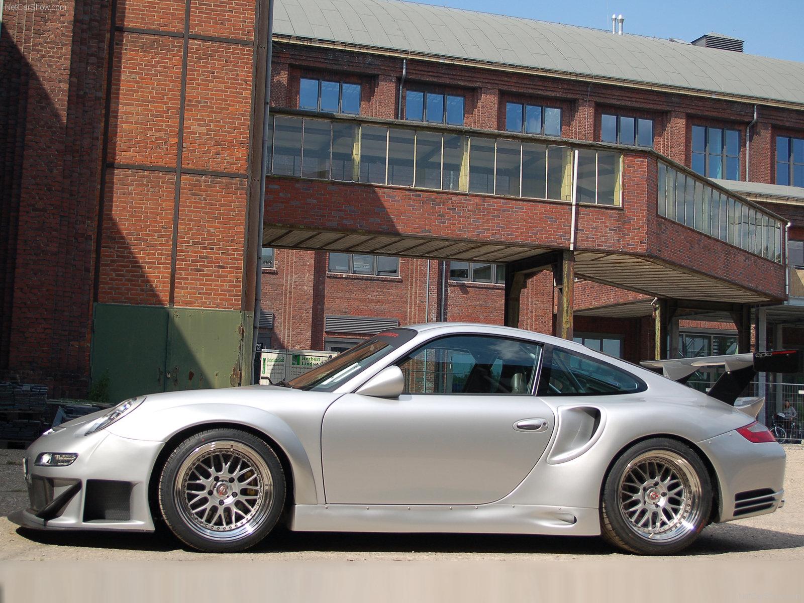 Hình ảnh siêu xe Edo Porsche 997 GT2 R 2007 & nội ngoại thất