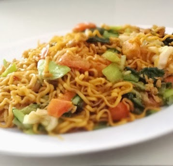 Indonesian Original Recipes Java Noodles Mie Goreng Jawa
