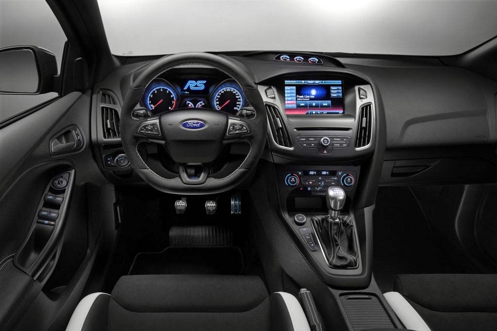 ford focus 2016 interior
