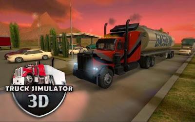 download hack Truck Simulator 3D apk android